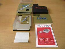 NES  Nintendo, THE ADVENTURE OF LINK ,  ZELDA 2 - BIENENGRÄBER - OVP - TOP - PAL