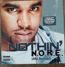 "N.O.R.E. NOTHIN' 2002 HIP HOP RAP 12"" VINYL PHARRELL NEPTUNES CAPONE P DIDDY"