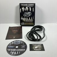 Game Codes GameShark: Compatible with Playstation 2 INCOMPLETE one Disc Tested
