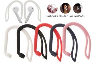 Anti Lost Silicone Ear Hooks Apple Airpods Headphones Wireless Earphones Holder