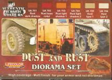 Lifecolor LFC-CS10 - Diorama Dust & Rust