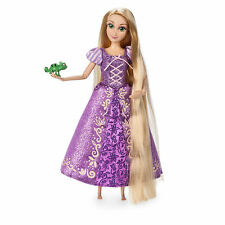 "Disney Store Tangled Rapunzel Classic Toy Doll Princess Figure 11 1/2"" New"