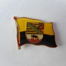 SAJONIA-ANHALT Bandera, pin, bandera, pin, DIVISA