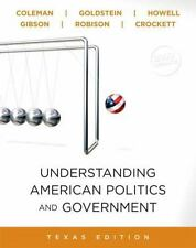 Understanding American Politics and Government, Texas, 2010 Update-ExLibrary