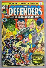The Defenders #26 GOTG Yondu 1st Starhawk ref. Valkyrie BIG PICS Key Issue