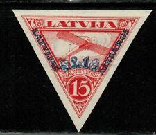 Latvia #CB4a 1931 MNH