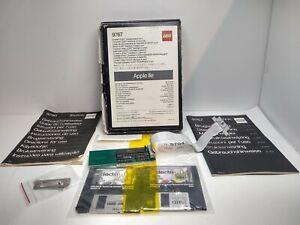 LEGO Technic Super Rare DACTA Education 9767 Interface Card Apple IIe Apple IIGS