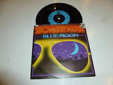 "SHOWADDYWADDY - Blue Moon - 1980 UK solid centre 7"" Vinyl Single"
