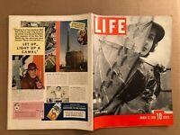 Life Magazine Mar 27 1939 - Katharine Aldridge, Hitler, Nazi, Dali, Quicold