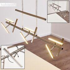 Lampe à suspension Plafonnier LED Lustre Lampe pendante Lampe de séjour Métal