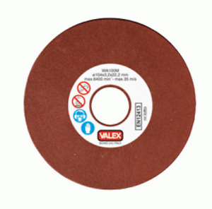 MOLA DISCO RICAMBIO ABRASIVA PER AFFILACATENE SHARP 90 VALEX DIAM.104 1464543
