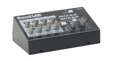 Sound Lab G105DA 4 Channel Stereo Microphone Mixer