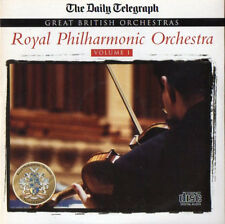 GREAT BRITISH ORCHESTRAS - ROYAL PHILHARMONIC ORCHESTRA: PROMO 2 CD SET (2006)