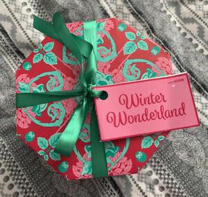*LUSH* Winter Wonderland Gift - Brand New 'Other' - Rose Jam Sakura Sultana Plum