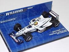 1/43 Minichamps F1 Williams BMW Promotional car 2000 Ralf Schumacher