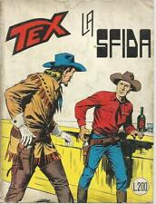 """TEX PRIMA EDIZIONE ORIGINALE NUMERO 82 """"LA SFIDA"""""""
