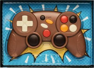 Novelty Milk Chocolate Games Controller PS4 / Xbox / Nintendo 70g Christmas Gift