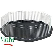 VivaPet Waterproof Nylon Base for Rabbit Dog Puppy Cat Duck Chicken Run Cage Pen