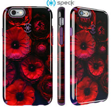 SPECK iPhone 6 Plus,6S Plus,7,8 CandyShell Inked Case Moody Bloom/Acai Purple