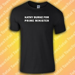Kathy Burke for Prime Minister T-Shirt | Working Class Hero