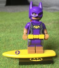Lego Minifigure BATMAN Series 2 - Vacation Batgirl - Exc Con - Free Post!