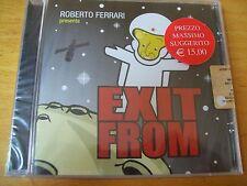A.V. EXIT FROM CD SIGILLATO TOGNI SORRENTI MODUGNO FIORDALISO CAMERINI PRODIGY