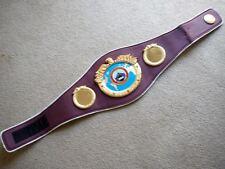 WBO High Quality Replica Boxing, Kick Boxing, MMA, Grappling  Championship Belt