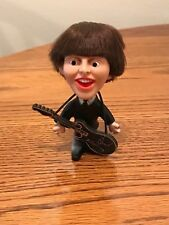 PAUL McCARTNEY ORIGINAL REMCO DOLL  COMPLETE WITH INSTRUMENT ~ RARE!