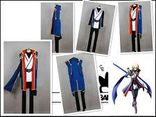 BLAZBLUE Jin Kisaragi cosplay Costume