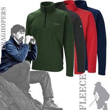 Craghoppers Men's Polyester Zip Fleece Coats & Jackets