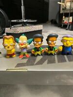 Kidrobot Simpsons Series 1 Family Lot Of 5