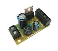 Spannungsregler Fertigbaustein 14-24V (AC/DC) auf 9V Gleichspannung (DC)