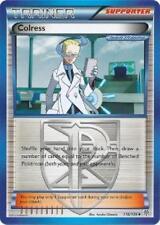 1X Colress- (118/135) Uncommon Trainer-Black White Plasma Storm-NM- Pokemon