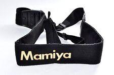 Mamiya rz67 rb67 m645 Camera Strap cámara cinturón ** Mint ** top **