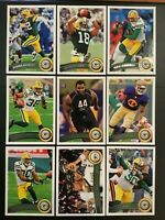 2011 Topps GREEN BAY PACKERS Complete Team Set 21 RODGERS, COBB RC Sharp LOOK !