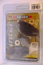 FERODO FDB2012ST Sinter Brake Discs Rear Compatible Kawasaki ZZR 400 1993-1999