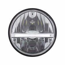 """5 3/4"""" Headlight w/ LED Position Light Bar for Corvettes,Chevelles,Chevy Trucks"""