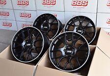 BBS CH-R Schwarz 4 Felgen 19 Zoll CH127 für Seat Leon Typ 1P + 5F