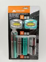 Ozark Trail Swivel Spot And Flood LED Light 250 Lumens 9c