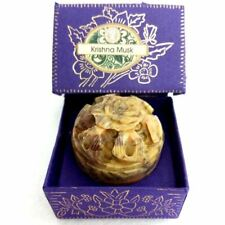 Song Of India Solid Natural Pure Ladies / Womens  Perfume Krishna Musk Fragrance