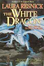 LAURA RESNICK THE WHITE DRAGON PART ONE IN FIRE FORGED 2003 HCDJ 1ST ED NEW RARE