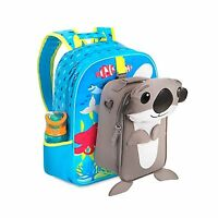 Disney Store Finding Dory Backpack Lunch Tote Box School Book Bag Pixar Nemo NEW