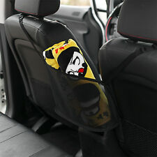 Universal Elastic Car Seat Storage Bag Net Boot Net Fixing Points Saftey handy