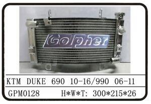 KTM 990 SUPER DUKE PREMIUM AFTERMARKET RADIATOR, NOT FOR ADVENTURE
