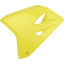 UFO Carenado Fresco Amarillo Spoiler Del Tanque Suzuki RM 85 02-17