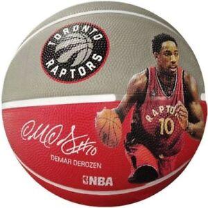 NBA Player Series - Demar Derozen Spalding Basketball Size 7 Outdoor