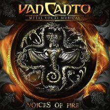 VAN CANTO - METAL VOCAL MUSICAL - Voices of Fire DIGIPAK