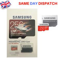 NEW Samsung EVO Plus 256GB microSDXC UHS-I with adapter Class 10