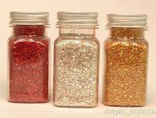 Valentines Day Glitter Set - 6 Oz - German Glass Glitter - 311-7-VA