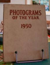 Photograms of the Year 1950, complete tipped in plates.{Karsh; Walter Bird etc}